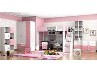 Tomyniki: Tommy: детская комната (розовый)