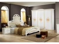 FPM: Rosabianca: кровать 160х200 (белый)