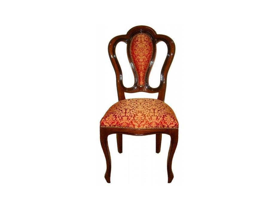 Dia: Роза: стул мягкий (орех)