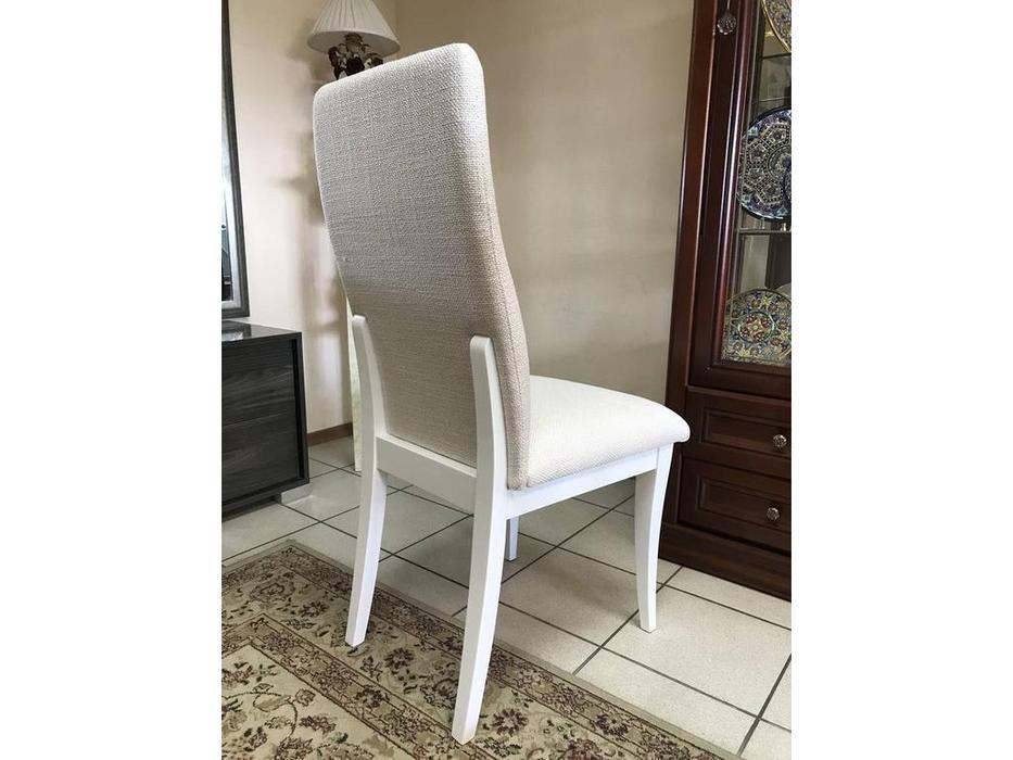 Taranko: Como: стул  (белый, ткань)