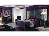 Llass: Stravaganza: кровать 180х200 (Ebano)