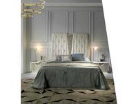 Llass: Kira: кровать 150х200  (лак)