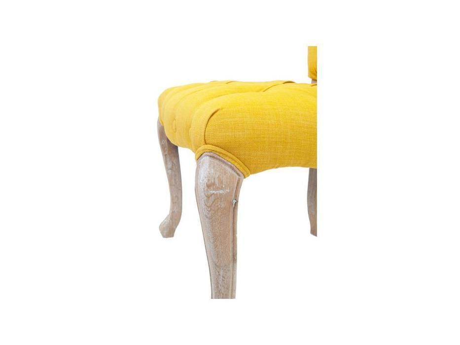 Interior: Gamila: стул  (желтый)