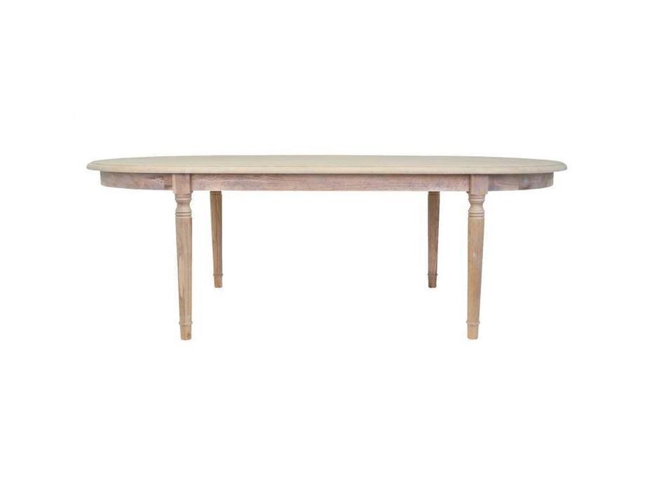 Interior: Tevi: стол обеденный  (дуб состаренный)