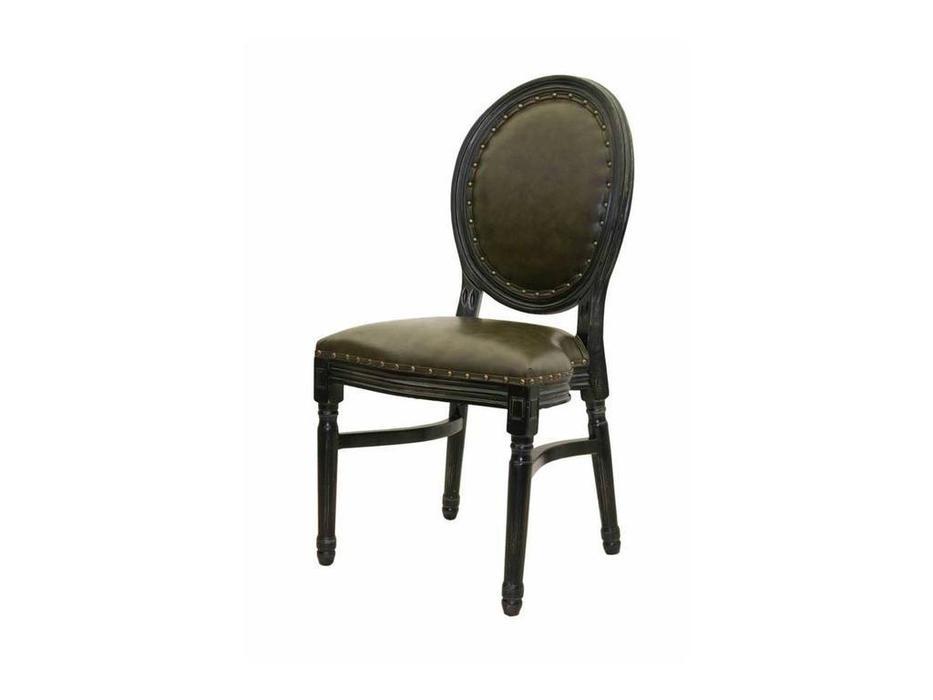 Interior: Bended: стул  (черный со старением)