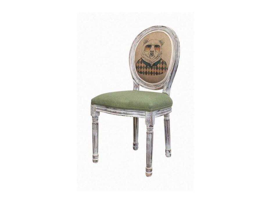 Interior: Volker: стул  (эффект состаренного дерева)