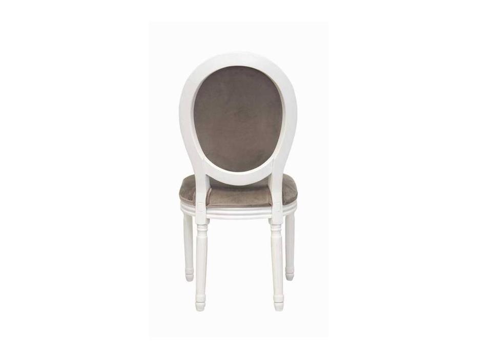 Interior: Volker: стул  (белый, коричневый)