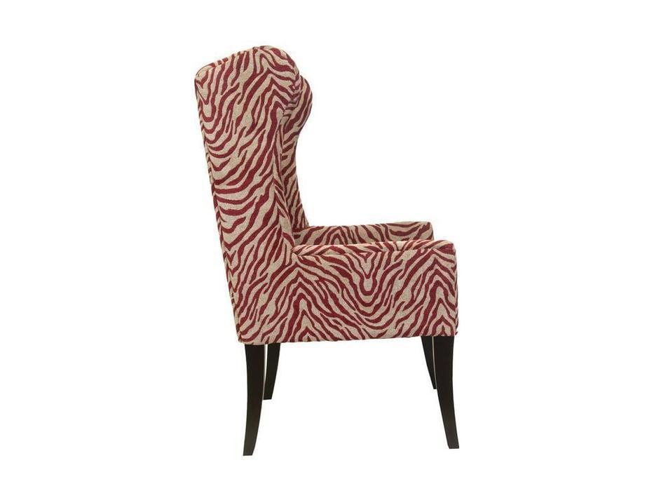 Interior: Zebra: кресло  (беж, красный)