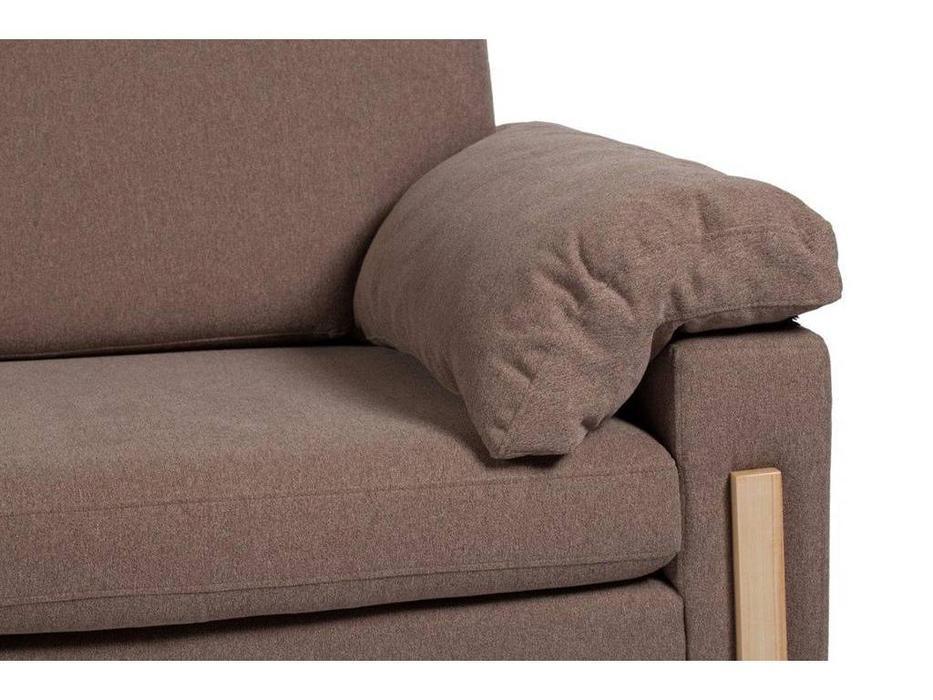 Dhome: Como Sofa: диван 3-х местный  (ткань)