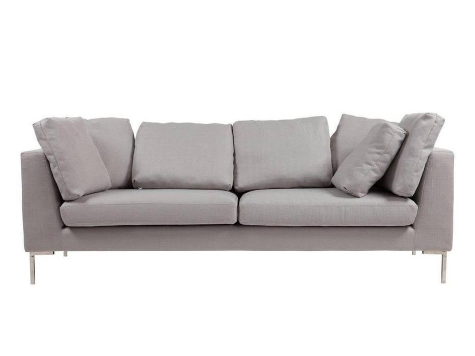 Dhome: Contemporary: диван 3-х местный  Charles (ткань)