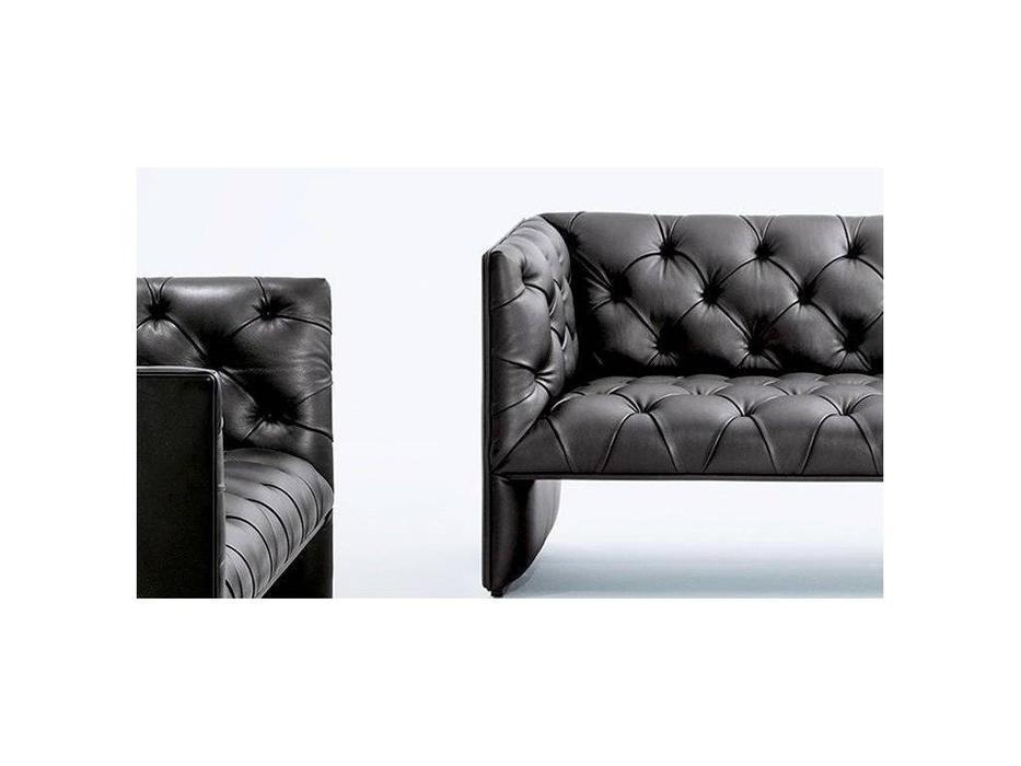 Dhome: Edwards: диван 2-х местный  (кожа)