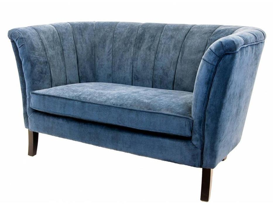 Dhome: Dalena: диван 2 местный  (голубой)