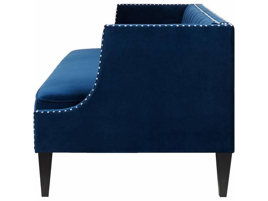 Dhome: Fendy: диван 3 местный  (синий)