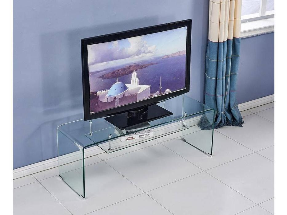 ESF: тумба под телевизор  (стекло)