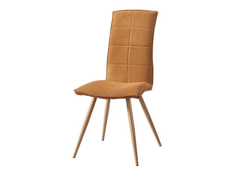 ESF: стул  (желтый, бук)