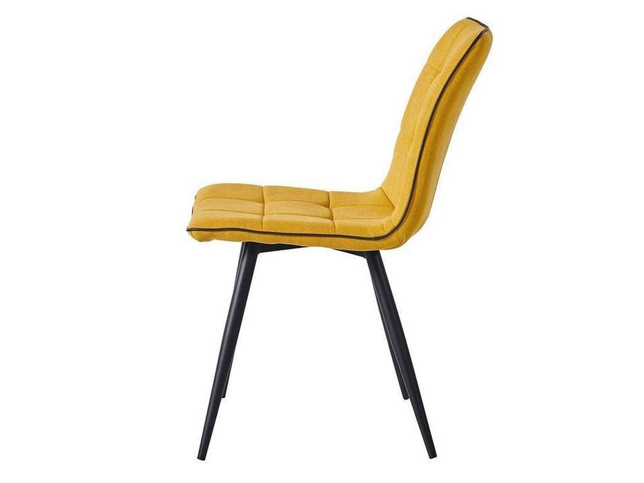 ESF: стул  (желтый, черный)