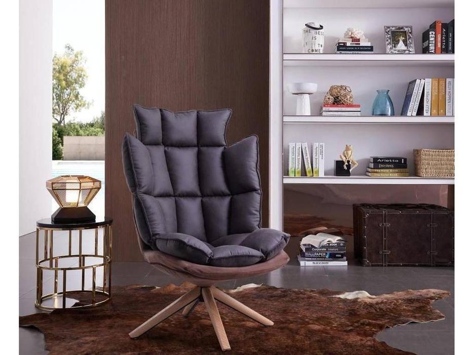 ESF: кресло  (бук, коричневый)