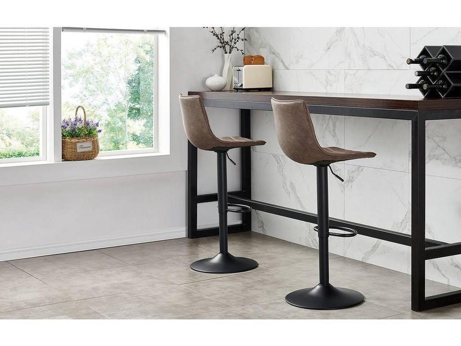 ESF: Modern: стул барный  (коричневый)