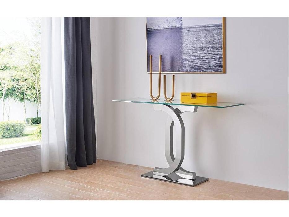 ESF: Modern: консоль  (хром, стекло)