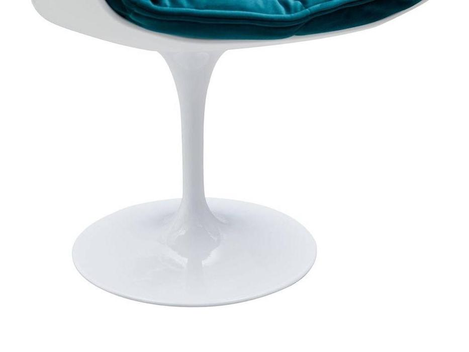 ESF: кресло  (белый, бирюзовый)