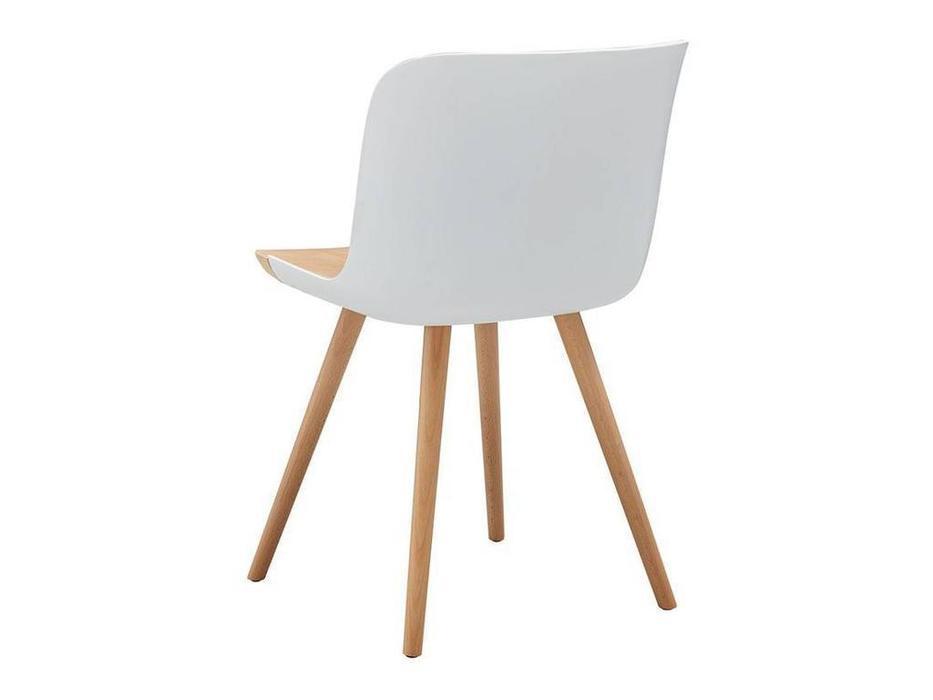ESF: стул  (белый, бук)