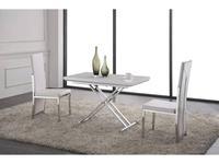 ESF: стол-трансформер  (белый лак)
