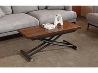 ESF: Modern: стол-трансформер  (орех, черный)