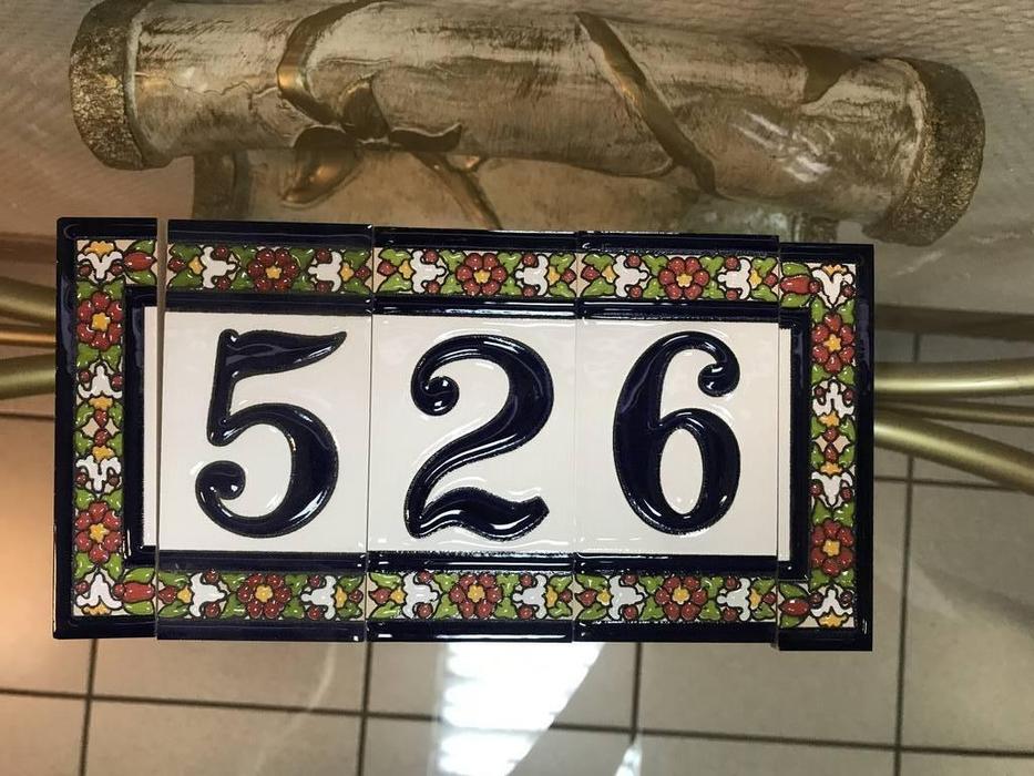 Artecer: Tamano: номер на дверь 526