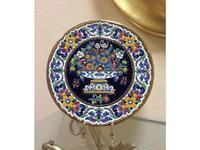 5216093 тарелка декоративная Artecer: Ceramico