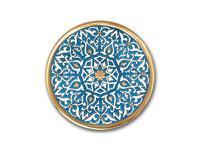 5216122 тарелка декоративная Artecer: Ceramico