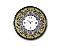 Artecer: тарелка-часы настенные  диаметр 28см