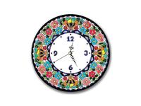 Artecer: тарелка-часы настенные  диаметр 23см