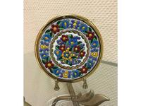 5220165 тарелка декоративная Artecer: Ceramico