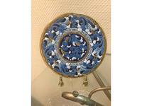 Artecer: тарелка декоративная  17 см (azul)