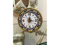 Artecer: тарелка-часы настенные  диаметр 11см