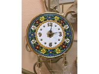 Artecer: тарелка-часы настенные  диаметр 17см