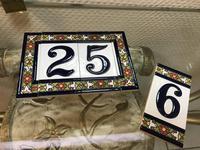 Artecer: Tamano: номер на дверь 25