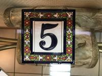Artecer: Tamano: номер на дверь 5