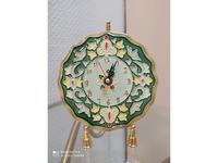 Artecer: Hispaser: тарелка-часы настенные  диаметр 15 см