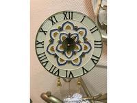 Artecer: Hispaser: тарелка-часы настенные  диаметр 22 см