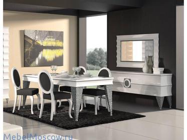Мебель для гостиной фабрики Zache Заче на заказ