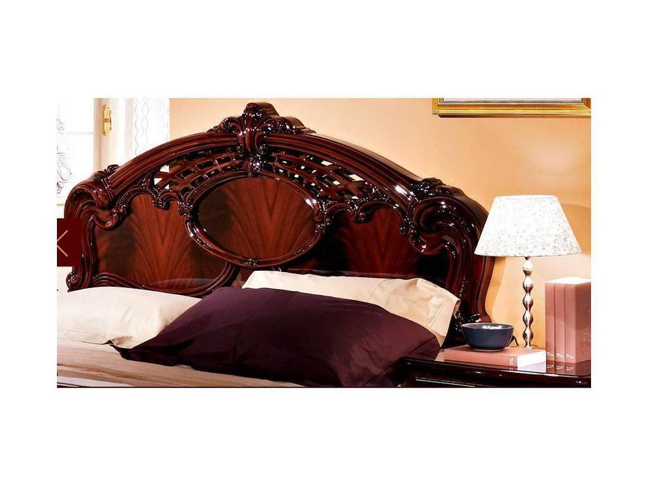Dia: Ольга: кровать двуспальная 160х200 (могано)