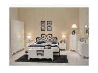 Hemis: кровать двуспальная 160х200 (черный)