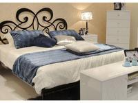 Hemis: кровать двуспальная 180х200  (черный)