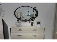 Hemis: зеркало настенное  (черный)