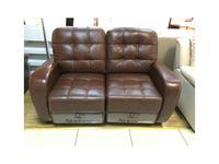 Nomec: K603: диван 2-х местный  (кожа 410)