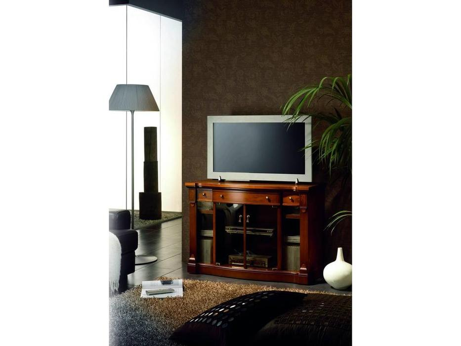 Mudeva: Coleccion 2000: тумба под телевизор  (черешня)
