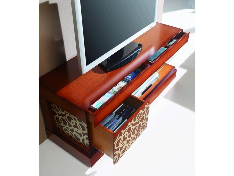 Mudeva: Coleccion 500: тумба под телевизор  (черешня)