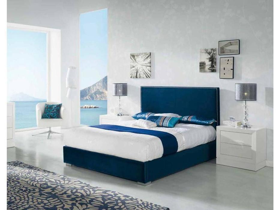 Dupen: Cristina: кровать двуспальная  160х200 с подъемным мех-м (ткань)