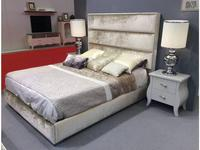Dupen: Claudia: кровать двуспальная  180х200 (ткань)